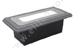 Led Step Wall Recessed Light