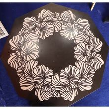 Inlaid Contemporary Marble Table Top