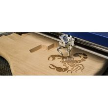 Custom Wooden Part Engraving Services