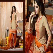 Printed Panjabi Salwar Suits