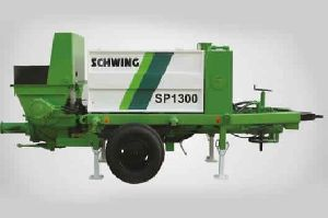 Concrete Trailer Pump - Manufacturers, Suppliers & Exporters in India