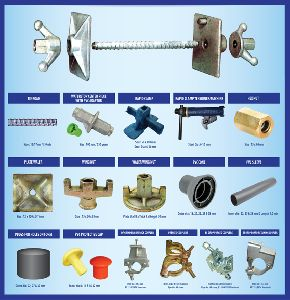 Formwork Accessories and Couplers