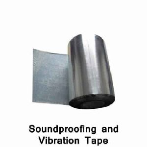 Soundproofing and Vibration Tape