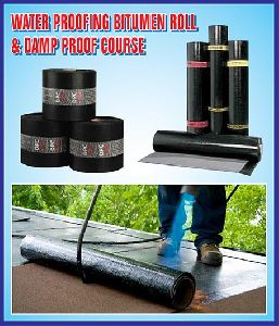 Water Proofing Bitumen Roll & Damp Proof Course