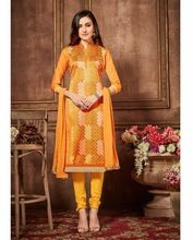 Cotton Embroidery Salwar Suits