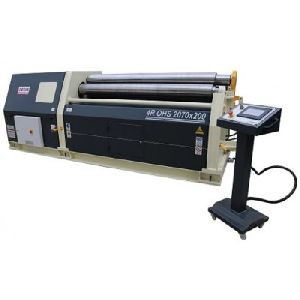 Four Roll Bending Machine