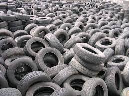 Used Automotive Tyre