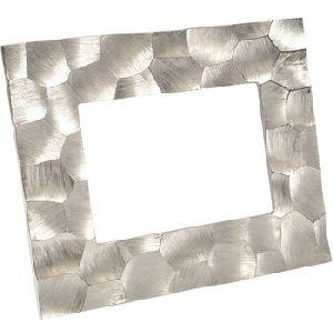 Faceted Aluminium Photo Frame