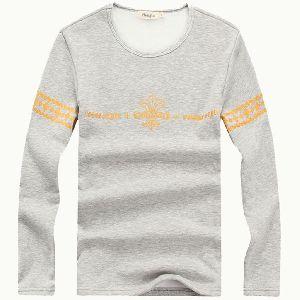 Long Sleeve Print Tshirts