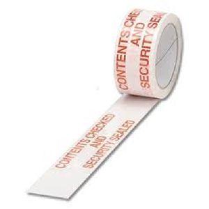 Printed Polypropylene Tape