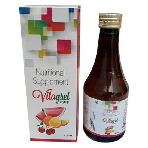 Nutritional Syrup - Manufacturers, Suppliers & Exporters in