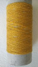 metallic acrylic yarn