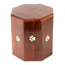 Wooden Pet Casket Urns