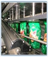 Food Pouches-containers Drying-cleaning Air Knife System