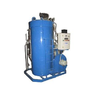 Vertical Coil Type Hot Water Boiler