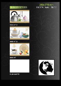 250 X 375mm Kitchen Series Digital Wall Tiles