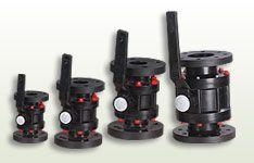 pp ball valves