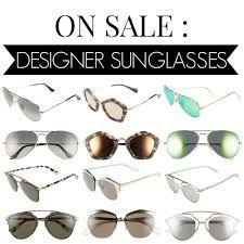 Designer Sun Glasses