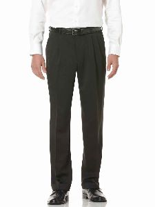 Double Pleat Formal Pants