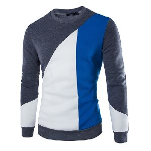 MENS O NECK PULLOVERS KNITTED SWEATERS