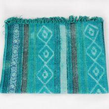 Multi Color Cotton Handmade Area Rug
