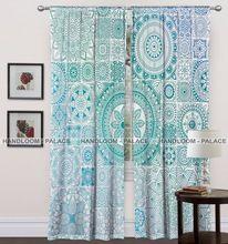 Cotton Window Curtains