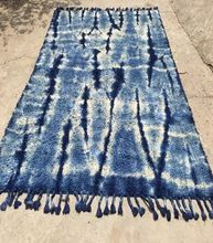 Hand Knotted Overdyed Wool Carpet