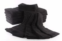 cotton tufted towels Collection-set of 40