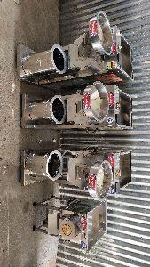 SS 2 In 1 Pulverizer Machine