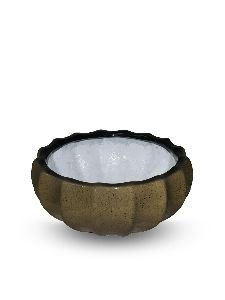Grey Color Pot