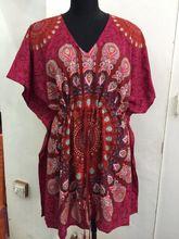 Cotton Tie Dye Kaftans