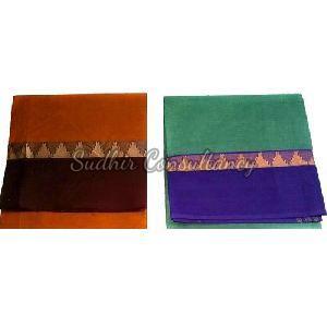 Chettinad Cotton Saree