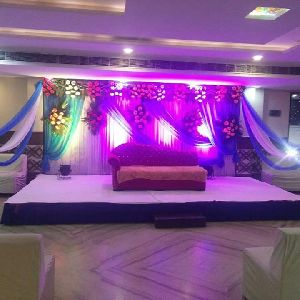 Ring Ceremony Stage Decoration Services