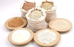 DE-Fatted Flour