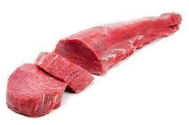 Frozen Veal Meat