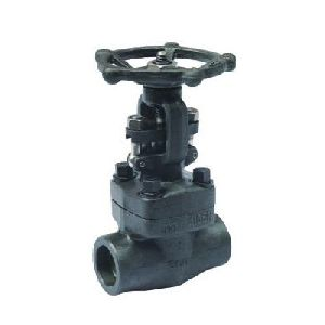Drop Forged Steel Gate Valve