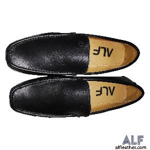 Mens Synthetic Leather Loafer Shoes