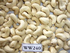 Cashewnuts W320 and Cashewnuts W240