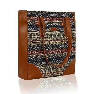 Kleio Jacquard Stylish Ladies Tote bag