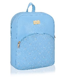 KLEIO Stylish Ladies Quilted Backpack