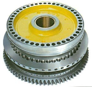 Turret Rotary Spare Parts
