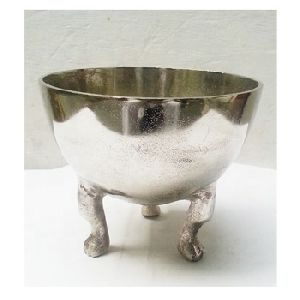 Aluminium Serving Bowl