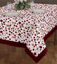 Fancy Print Table Cloth