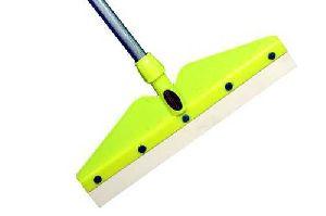 Steel Handle Floor Cleaning Wiper