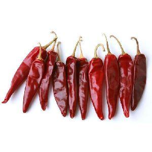 Organic Dried Red Chilli