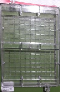Plastic Chocolate Mould Tray