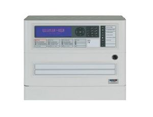 Four Loop Fire Alarm Control Panel