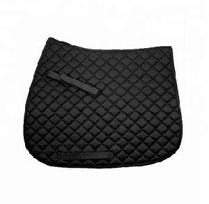 Horse Quilted English Saddle Pad