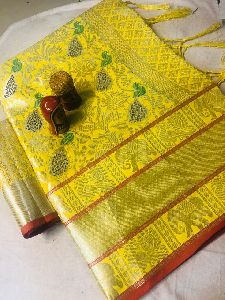 48dc6c7bd6 Kanchipuram Pure Silk Sarees - Manufacturers, Suppliers & Exporters ...