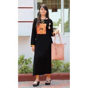 Ladies Full Sleeve Designer Kurti